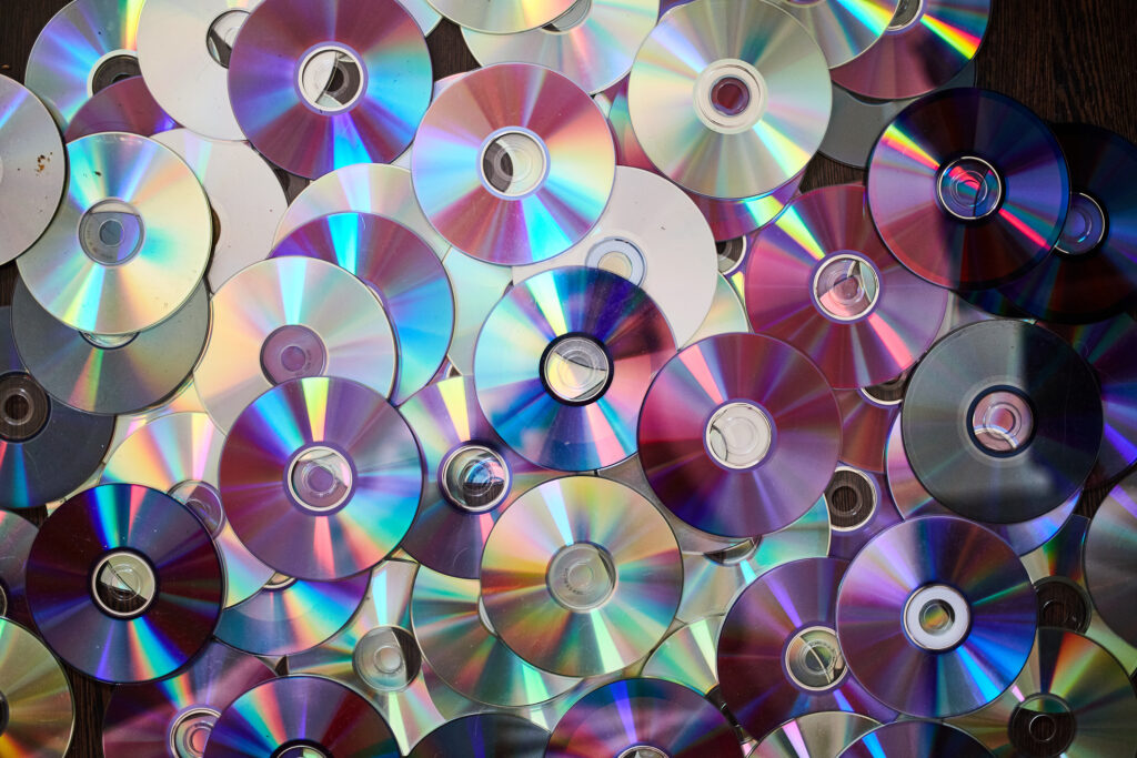 Cd Recycling Ankauf
